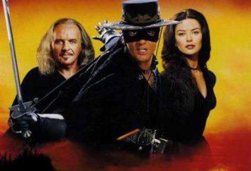 """Film-western """"La maschera di Zorro"""": attori e ruoli"""