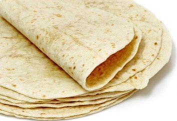 Tortilla – il est savoureux et facile. Comment les cuisiner à la maison, et comment utiliser un gâteau ready-made?