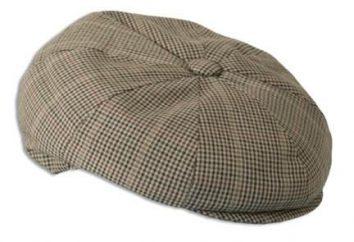 Cap, gorra de repartidor de periódicos – tocado universales