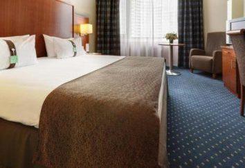 """Hotel """"Holiday Inn"""" (Sokolniki, Moscou): descrição, endereço, revisões"""