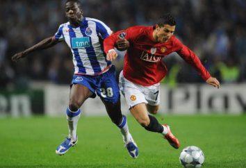 Francuski piłkarz Ali Sissoko