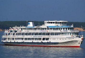 """""""Captain Pushkarev"""" (barca): crociere sul fiume"""