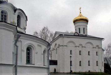 Spaso-Efrosinievsky opis Klasztor, gdzie