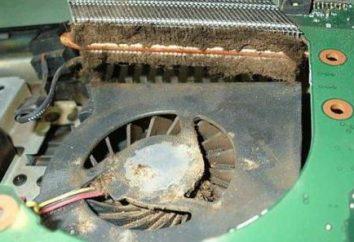 Laptop Upgrade: poprawa funkcjonalności systemu chłodzenia