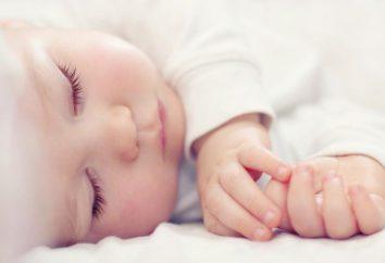 Modlitwa, że dziecko śpi lepiej. Modlitwa w nocy przed pójściem do łóżka