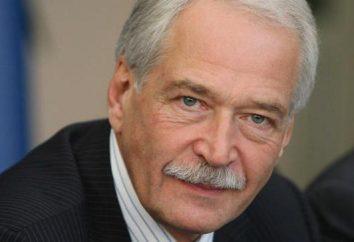 Titan della politica russa – Boris Gryzlov
