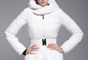 Veste blanche – l'option mode et élégant pour l'hiver