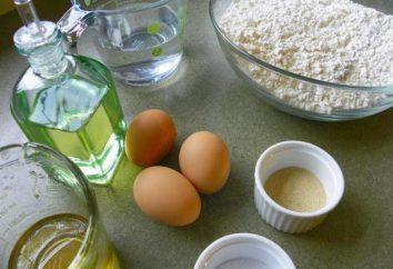 Pikantne miseczki z cebulą i jajkami: przepis ze zdjęciem