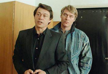 "suspenso Soviética ""Cuarteto Criminal"": actores, papeles, resumen de la trama"