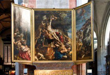 """""""Podwyższenia Krzyża."""" Rubens – piękny barokowy geniusz"""