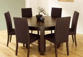 Okrągły stół przesuwny – głównym elementem kuchni