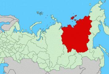 La república más pequeña en Rusia: superficie, población