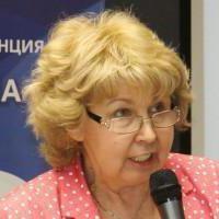 Lyudmila Georgievna Peterson: biografia, fotos