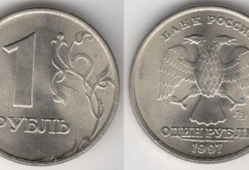 Wieviel ist 1 Rubel 1997? Unterschiedliche Preise der gleichen Medaille