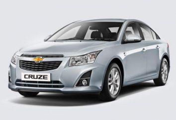 """""""Chevrolet Cruze"""" (berline): examen des modèles 2014-2015."""
