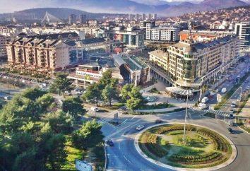 Co można powiedzieć stolicę Czarnogóry