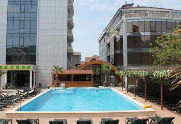 """Hotel """"Eco-house"""" Adler: opinie, opisy, pokoje, wycieczki, usługi dodatkowe"""