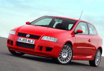 """""""Fiat Stilo"""": projekt, wnętrze i charakterystyka techniczna samochodu"""
