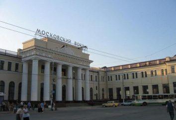stazione ferroviaria di Tula, Mosca: Descrizione