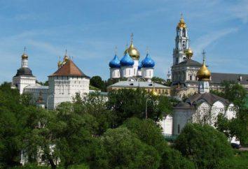 Sergiev Posad: come arrivare da Mosca e cosa vedere?