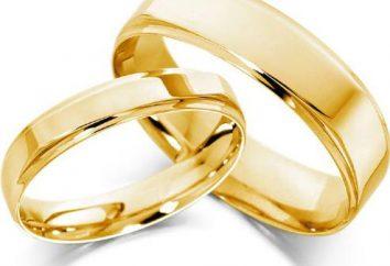 El conjeturar en el matrimonio en el anillo. Cuando me case?