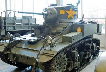 Czołgi II wojny światowej amerykański. Jak ma czołgów i jak wyglądają teraz?