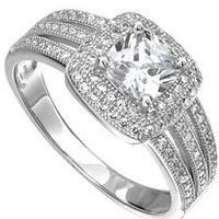 Un anello di nozze in argento – per buona fortuna!