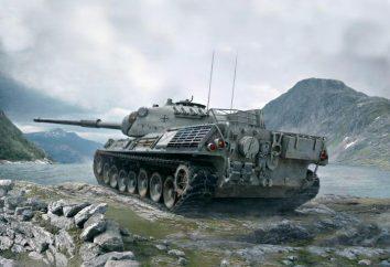 """Tank """"Leopard-1"""": guida, revisione, foto, recensioni"""