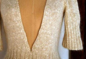 Knitting aghi gomma: Modi