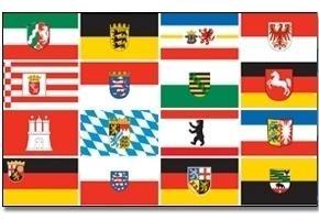 Wylądować Niemcy jako jednostki administracyjnej