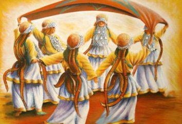danza marocchina nella cultura nazionale ed estero