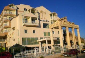 """Hotel """"Jasmin Side"""", Turquia. Descrição. comentários"""