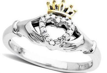 Claddagh Ring – ein großes Geschenk für einen geliebten Menschen