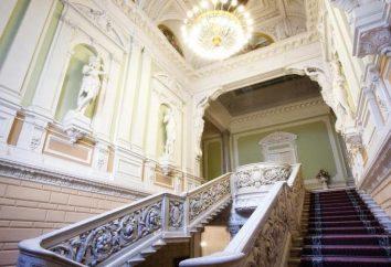 Większość salonów wybierane piękno Petersburgu