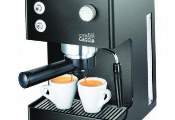 Machines à café automatiques: le choix de la marque, la description, avis