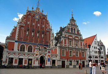 Wir planen, zu verlassen. Was in Riga zu sehen?