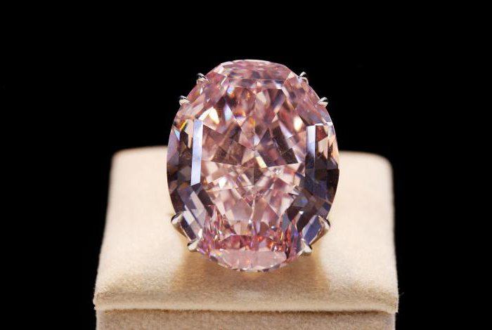 der teuerste diamant der welt