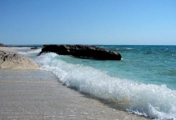 sur la mer Caspienne vacances dans la région Astrakhan: la description, caractéristiques et commentaires