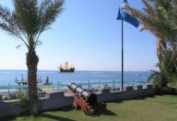 4 Sun Magic Hôtel: merveilleuses vacances sur la plage