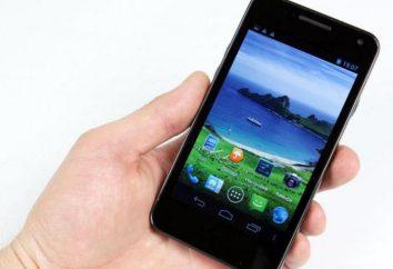 Visão geral do smartphone Explay Infinity 2: especificações
