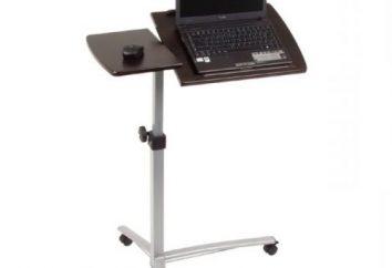 Come scegliere un tavolo per il computer portatile?