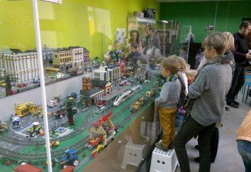 """Muzeum """"LEGO"""" w Petersburgu – przykład dla innych miast"""