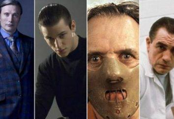 Quatre Hannibal Lecter: les acteurs des films et des séries TV sur le culte forcené
