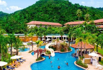 Hotel Centara Karon Resort. Karon Beach – jedna z najlepszych plaż w Phuket