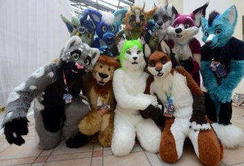 Furry (subcultura) in Russia. Chi sono i furry