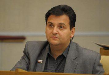 Oleg Mikheev: una biografia di uno dei politici più controversi della Russia