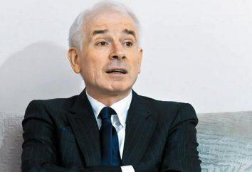 """Melnikov Vladimir Vladimirovich: eine Biographie des Gründers der Firma """"Gloriya Dzhins"""""""