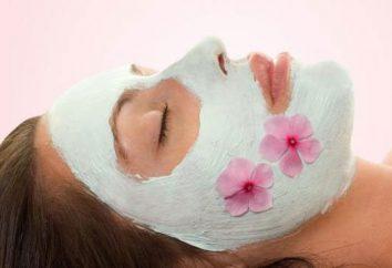 Maski wykonana ze skrobi zamiast zmarszczek Botox. Maski skrobi: Wpływ