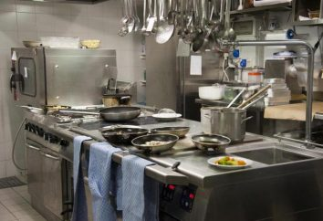 Sprzęt technologiczny wyżywienie. Sprzęt do restauracji, kawiarni i barów
