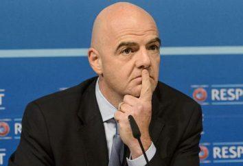 Gianni Infantino – quel est le nouveau président de la FIFA?